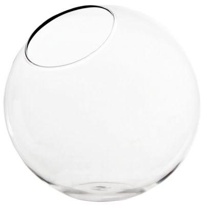 """5.75"""" Glass Plant Terrarium Slop Bubble Bowl"""