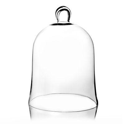 "12"" Glass Dome Cloche Plant Terrarium Bell Jars"