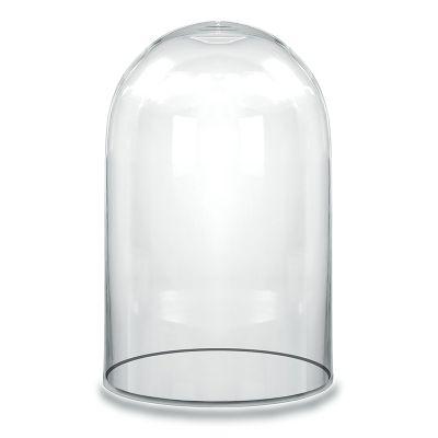 """15"""" Decorative Glass Dome Cloche Plant Terrarium Bell Jars"""