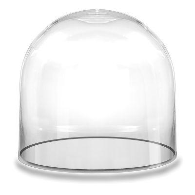 """12"""" Decorative Glass Dome Cloche Plant Terrarium Bell Jars"""