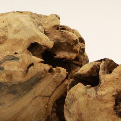 """Driftwood Bowl Pot. D-4"""", 6"""""""