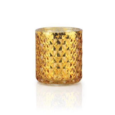 "2.5"" Decorative Glass Votive Candle Holders"