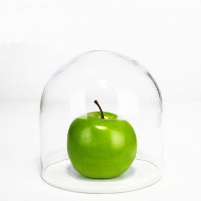 """10.5"""" Decorative Glass Dome Cloche Plant Terrarium Bell Jars"""