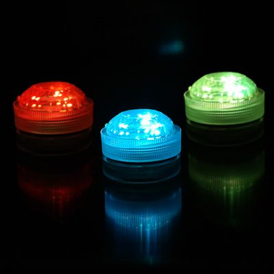 Color Changing Submersible Long-Lasting Floral LED Lights