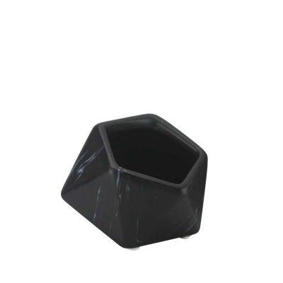 "Geometric Tilted H-3.5"" Terrarium Pod Vase (Free Shipping)"