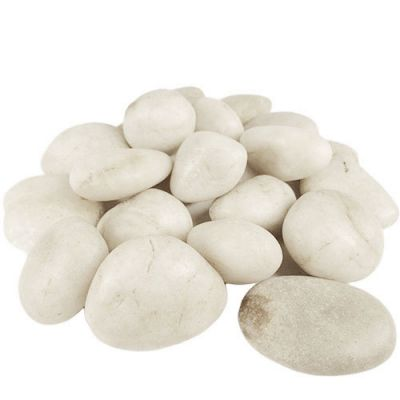 White River Pebble Bowl Vase Fillers